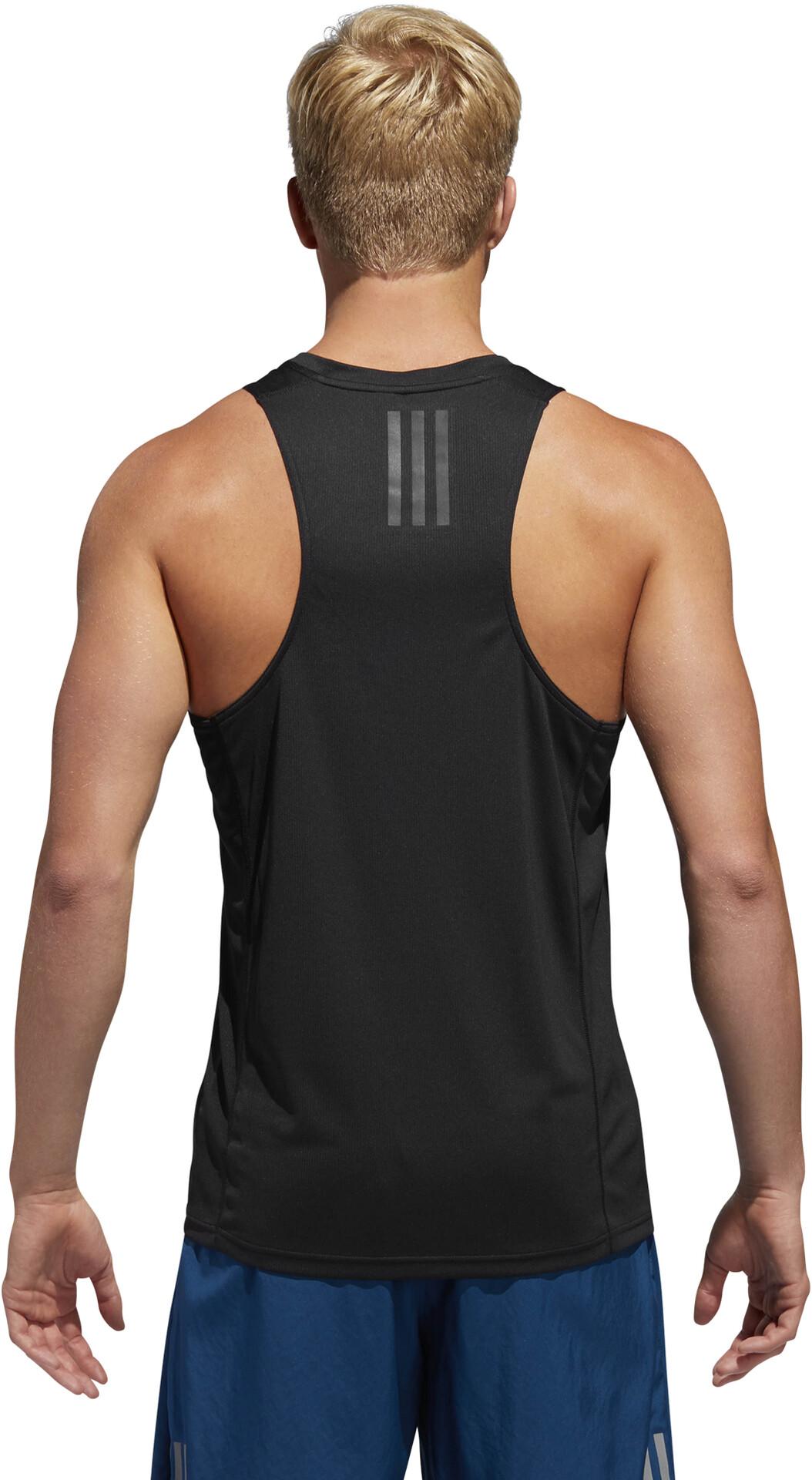 Running Run Camiseta Sin HombreBlack Mangas Adidas Own The hrBQdCxst